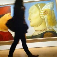 Photo taken at Museo de Bellas Artes de Bilbao by Isidro V. on 1/3/2013