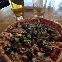 Photo taken at Pazzo's Pizza by Todd D. on 1/25/2014