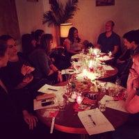 Photo taken at St. Gaudy Café by Holly v. on 10/19/2013