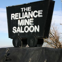Photo taken at Reliance Mine Saloon by Reliance Mine Saloon on 10/15/2013