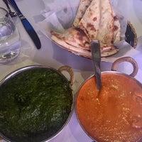 Photo taken at Rangoli India Restaurant by Shivani A. on 4/10/2017