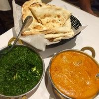 Photo taken at Rangoli India Restaurant by Shivani A. on 8/19/2017