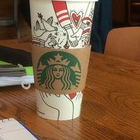 Photo taken at Starbucks by Jonathan M. on 11/1/2017