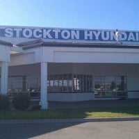 Photo taken at Stockton Hyundai by Stockton Hyundai on 10/15/2013