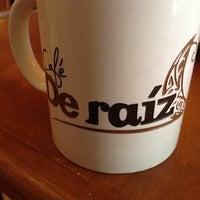 Das Foto wurde bei Café de Raíz von Gaby L. am 10/6/2012 aufgenommen