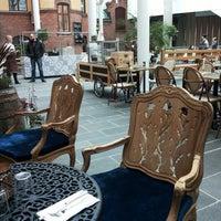 Photo taken at Stora Hotellet by Anna Å. on 5/13/2014