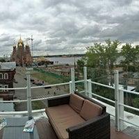 Photo taken at Атриум Lounge Bar by Александр З. on 7/25/2014