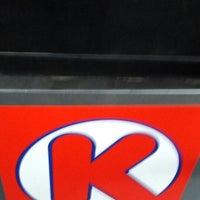 Photo taken at Circle K by B on 10/24/2013