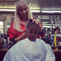 Photo taken at Sportsman's Barber Shop by Jaimito O. on 4/26/2015