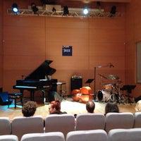 Foto scattata a Casa del Jazz da Tonino P. il 10/26/2013