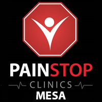 Photo taken at Pain Stop Clinics by Pain Stop Clinics on 1/31/2014