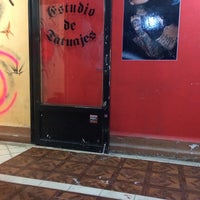 Photo taken at estudio de tatuajes by Noe L. on 2/9/2014