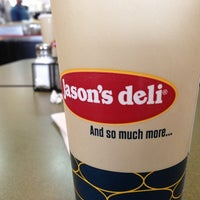 Photo taken at Jason's Deli by Scott G. on 7/11/2013