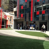 Photo taken at The George Swinburne Building (GS) by Stephan L. on 10/17/2013