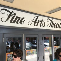 Photo taken at Fine Arts Theatre by Carl H. on 8/6/2017