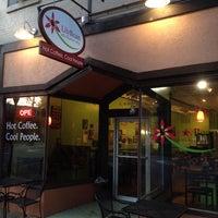 Photo taken at LilyBean Coffee Shop by Carl H. on 5/20/2014