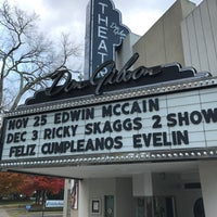 Photo taken at Don Gibson Theatre by Carl H. on 11/24/2016