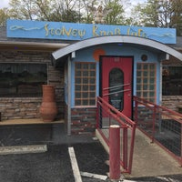 Photo taken at Stoney Knob Cafe by Carl H. on 4/17/2017