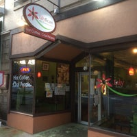 Photo taken at LilyBean Coffee Shop by Carl H. on 8/23/2016