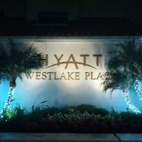 Photo taken at Hyatt Westlake Plaza in Thousand Oaks by Rob G. on 11/26/2012