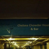 Photo taken at Chelsea Chowder House and Bar by Rob G. on 9/18/2013