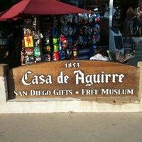 Photo taken at El Museo Casa de Aguirre by Rob G. on 9/15/2013