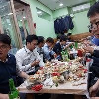 Photo taken at 황제회양념집 by 김 개. on 10/19/2017