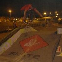 Photo taken at Pista de Skate do Morro da Liberdade by Rom S. on 11/10/2013