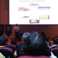 Photo taken at Auditorio Alberto Barajas by Héck Betguan O. on 10/4/2014