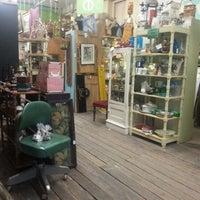 Photo taken at River Market Antique Mall by Viktoria F. on 1/5/2013