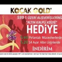 Photo taken at Koçak Gold Ümraniye by Mert K. on 2/14/2015