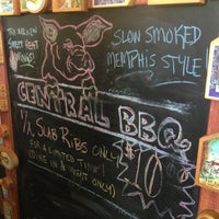 Photo taken at Central BBQ by Jason T. on 6/30/2013