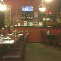 Photo taken at Thai VP Authentic Thai Cuisine by carolina v. on 2/28/2013