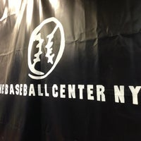 Photo taken at The Baseball Center NYC by Ken B. on 4/5/2013