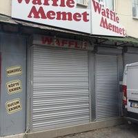 Foto tomada en Waffle Memet por Gökhan 1. el 4/21/2017