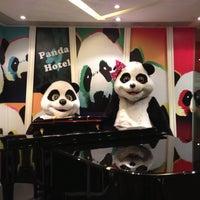 Photo taken at Panda Place by Anuroj P. on 5/28/2013