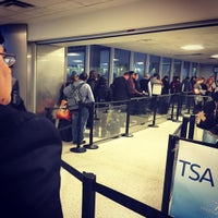 Photo taken at Terminal C Security Checkpoint by W. Ross W. on 3/7/2016