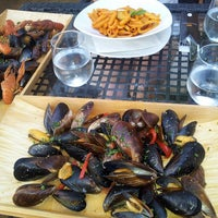 Photo taken at Taverna Racilor by Ro on 8/16/2015