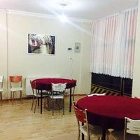 Photo taken at derman cafe&okey salonu by Fatih Ş. on 2/7/2014