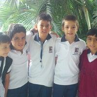 Photo taken at Gimnasio La Colina School by Adriana M. on 8/22/2013