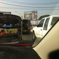 Photo taken at San Dek Intersection by 🎀Kwan K. on 1/14/2013