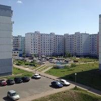 Photo taken at Микрорайон Северный by Алексей Ш. on 5/18/2014