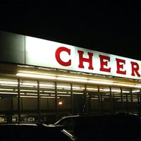 Photo taken at Cheers Beverages by Mark F. on 12/15/2013