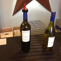 Photo taken at Obelisco Winery by Loki A. on 11/17/2012