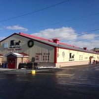 Photo taken at Allentown Farmers Market by Joe E. on 12/12/2013