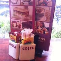 Photo taken at Costa Coffee by Engy S. on 1/5/2015