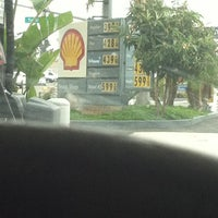 Photo taken at Shell by Nikita S. on 4/29/2013