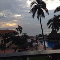 Photo taken at Vallarta Torre Resort Puerto Vallarta by Mariana C. on 11/11/2016