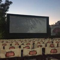 Photo taken at Μαργαρίτα Cinema by Emmanouela P. on 7/26/2016