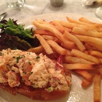 Photo taken at Ed's Lobster Bar by Andy A. on 11/29/2012